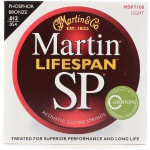 Corzi chitara acustica Martin and Co SP Lifespan MSP 7100
