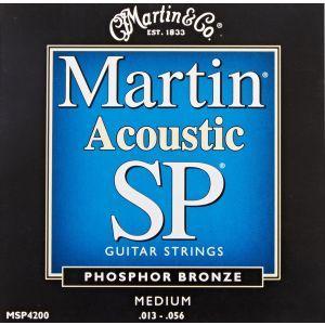 Corzi chitara acustica Martin & Co Phosphor Bronze MSP 4200