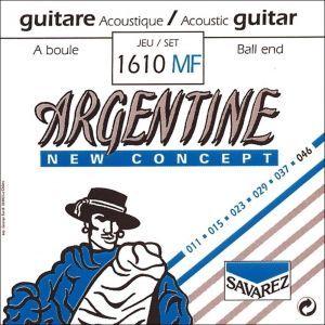 Corzi chitara acustica Savarez Argentine 1610MF