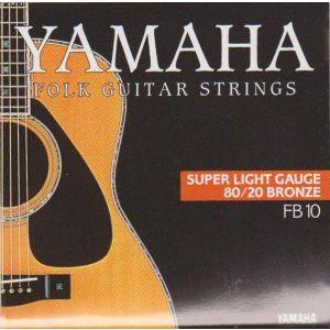 Corzi Chitara Acustica Yamaha Fb10