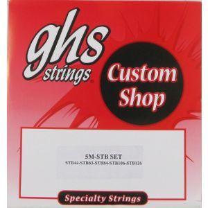 Corzi chitara bas GHS Super Steels 5M-STB