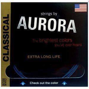 Corzi chitara clasica Aurora Classic NT Blue