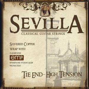 Corzi chitara clasica Cleartone SEVILLA HIGH TENSION