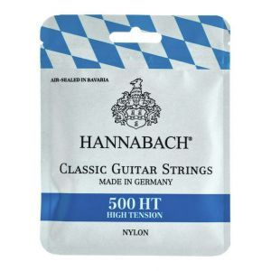 Corzi Chitara Clasica Hannabach 500 HT
