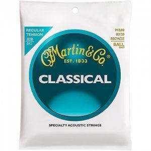Corzi chitara clasica Martin & Co M 260