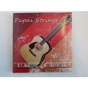 Corzi chitara clasica Papai Strings Classic Guitar