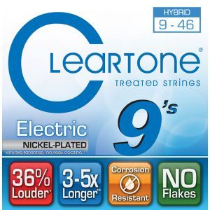 Corzi Chitara Electrica Cleartone HYBRID 9-46