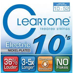 Corzi Chitara Electrica Cleartone LIGHT TOP/HEAVY BOTTOM 10-52