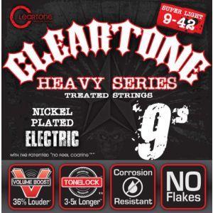Corzi Chitara Electrica Cleartone MONSTER HEAVY NPS SUPER LIGHT 9-42