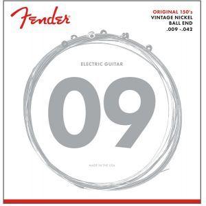 Corzi Chitara Electrica Fender Original 150L Pure Nickel Ball End 9-42