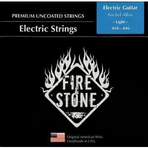 Corzi Chitara Electrica Fire&Stone Nickel Alloy Light 673260