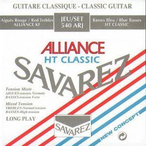 Corzi Chitara Clasica Savarez Alliance HT Classic 540 ARJ G 655937