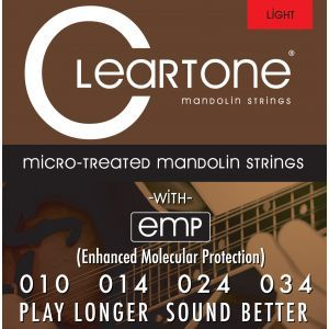 Corzi Mandolina Cleartone LIGHT 10-34