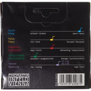 Corzi vioara Thomastik Infeld Super Flexible