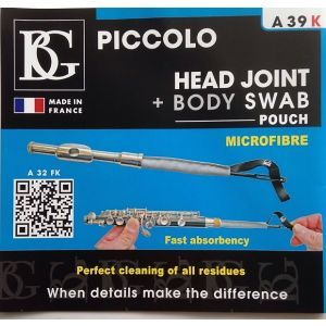 Curatator Flaut Piccolo BG France A39K