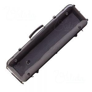 Cutie fibra de sticla vioara Valida V510 Black