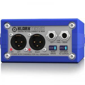 DI Box Klark Teknik DN200