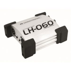 DI Box Pasiv Omnitronic LH 060