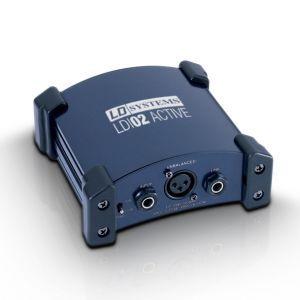 DI Box LD Systems LDI02