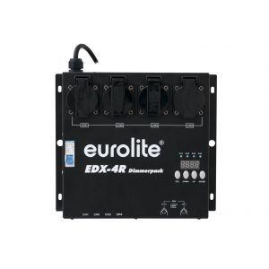 Dimmer Eurolite EDX-4R DMX