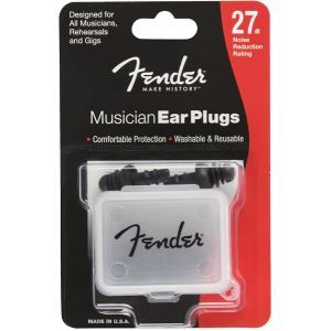 Dopuri ureche Fender Musician Series Ear Plugs