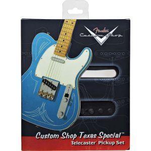 Doza Chitara Fender Custom Shop Texas Special Telecaster