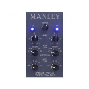 Egalizator Manley Massive Passive Mastering
