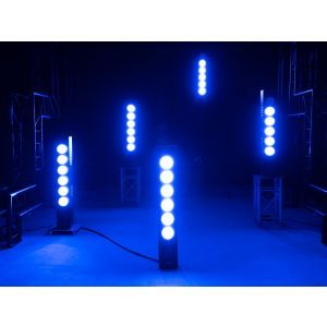 Led bar coloana Eurolite LED CBT-6 COB RGB Tower