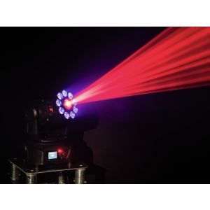 EUROLITE LED TMH-75 Hybrid Moving-Head Spot/Wash COB