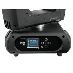 EUROLITE Set 2x DMH-300 CMY Moving-Head + Case