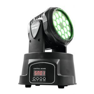 EUROLITE Set 2x LED TMH-7 + Case