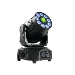 EUROLITE Set 2x LED TMH-75 Hybrid + Case
