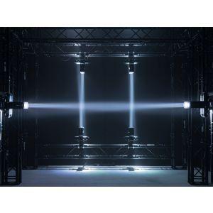 EUROLITE Set 2x LED TMH-X Bar 5 Beam + Case