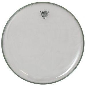 Fata Toba Remo Ambassador Clear Bass Drum 20