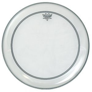 Fata Toba Remo Powerstroke 3 Clear Bass Drum 22