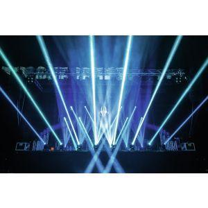 FUTURELIGHT Set 2x DMB-160 LED Moving-Head + Case