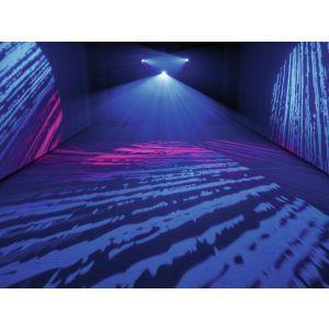 FUTURELIGHT Set 2x DMH-200 LED Moving-Head + Case