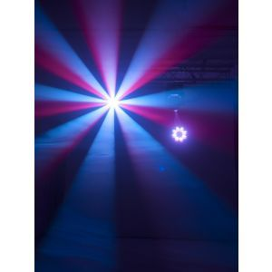 FUTURELIGHT Set 4x DMB-160 LED Moving-Head + Case