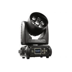 FUTURELIGHT Set 4x EYE-7 RGBW Zoom + Case