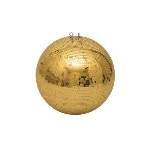 Glob de oglinzi Eurolite 50cm auriu