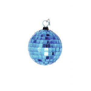 Glob de oglinzi Eurolite 5cm albastru