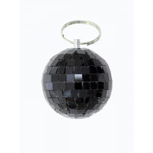Glob de oglinzi Eurolite 5cm negru