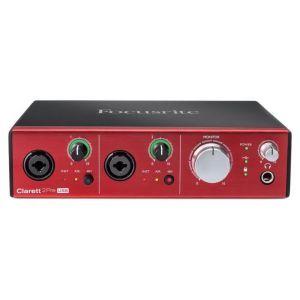 Interfata Audio Focusrite Clarett 2Pre USB