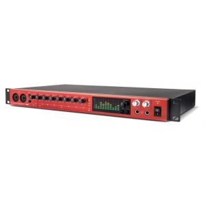 Interfata Audio Focusrite Clarett 8Pre USB
