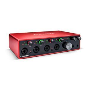 Interfata audio Focusrite Scarlett 18i8 3rd Gen