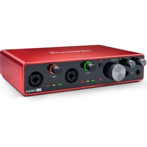 Interfata audio Focusrite Scarlett 8i6 3rd Gen
