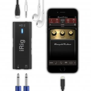 Interfata Audio IK Multimedia iRig HD 2