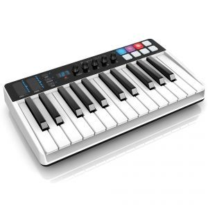 Interfata Audio IK Multimedia iRig Keys I/O 25
