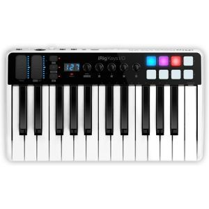 Interfata Audio IK Multimedia iRig Keys I/O 25