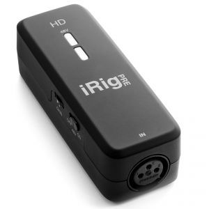 Interfata Audio IK Multimedia iRig Pre HD